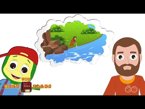Story Of Elisha | Old Testament I Animated Bible Story For Children | HolyTales Bible Stories