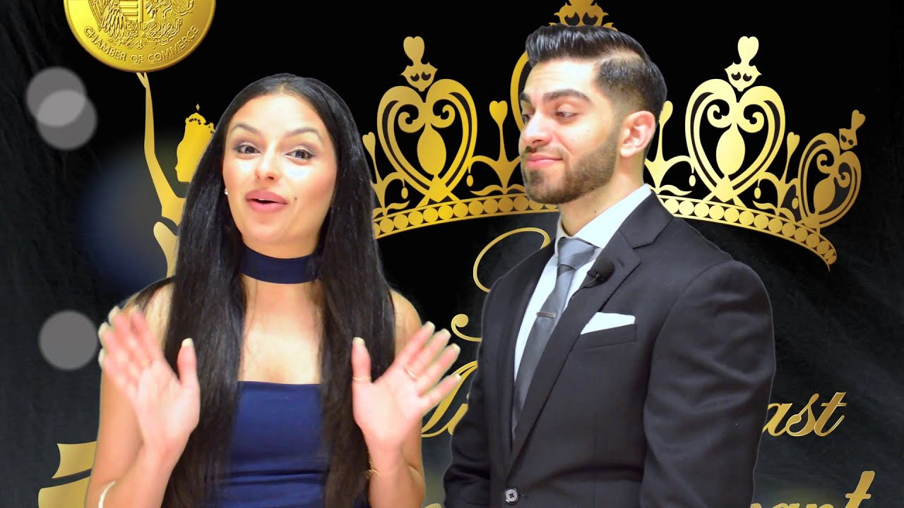 Miss Middle East Pageant Hosts