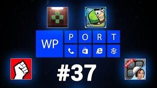 Игры и программы для Windows Phone: WP-Port 37: Kyms-Calc, Dictator: Revolt,  Snake Rewind