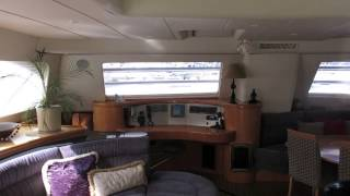 Inside Charter Yacht Sea Leopard - Sailing Catamaran Sea Leopard - Sailing BVI