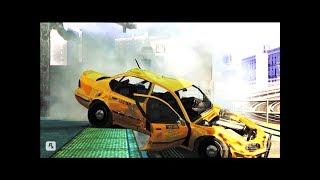 GTA 4 - Трюки, Аварии и Приколы! [#54]