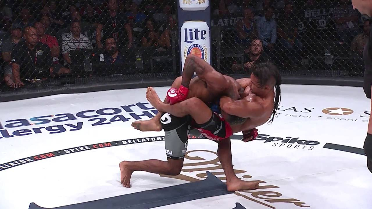 Bellator submission year youtube