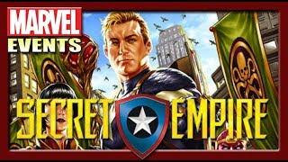 Secret Empire [Full Episode] ชะตาพลิกผันของกัปตัน อเมริกา!!