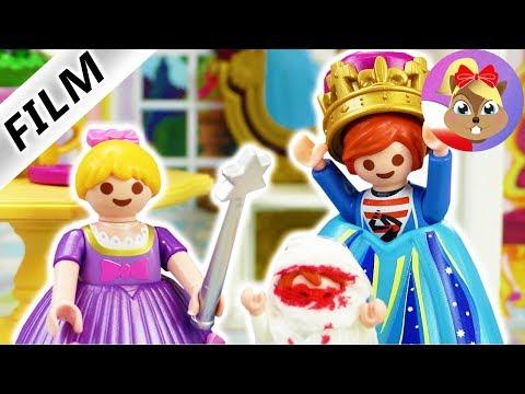 Playmobil Film polski | POSZUKIWANIA KOSTIUMU HALLOWEENOWEGO - Julian jako księżniczka?