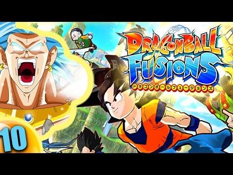 BROLY IL SAIYAN LEGGENDARIO - MIRA E TOWA!   Dragon Ball Fusions ITALIANO   Gameplay New 3DS