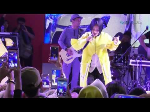 "Fatin Shidqia Lubis ""Bruno Mars - Grenade"" | KRIDA Auto Show - Lombok Epicentrum Mall"