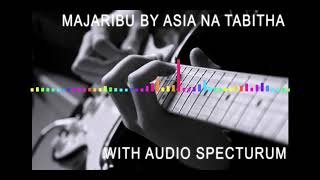 Majaribu By Asia Na Tabitha (Official Music) With Audio Spectrum