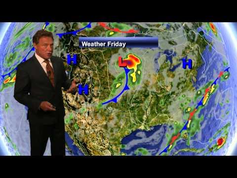 KWBJ TV 22 forecast for Morgan City, LA
