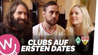 Clubs auf ERSTEN DATES | Werder & Stuttgart