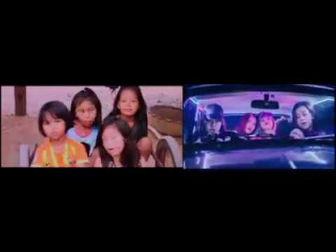 BLACKPINK WHISTLE MV (DEKSORKRAO Parody Cover)