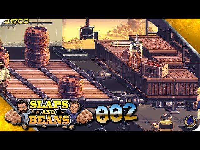 SLAPS AND BEANS 👊 [002] Klappe, die Erste!