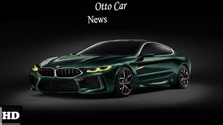 Hot News !!! BMW M8 Gran Coupe 2019 Perfect Concept