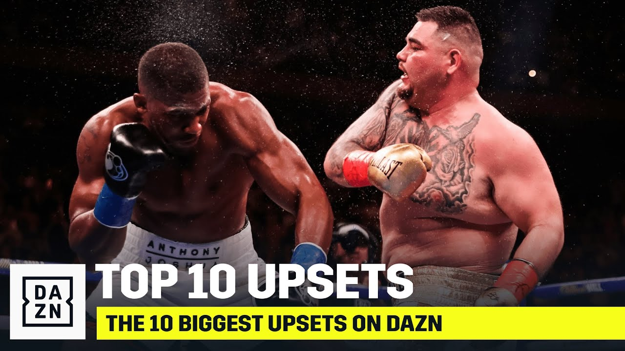 Download The Top 10 Biggest Upsets On DAZN