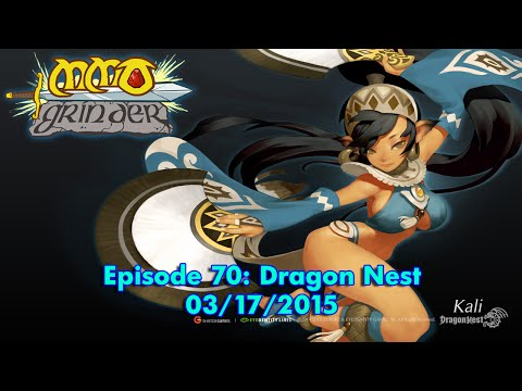 MMO Grinder: Dragon Nest review