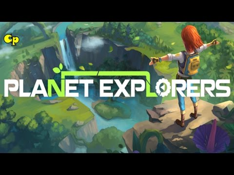 """Planet Explorers episode 01 """"Learning curve"""""""
