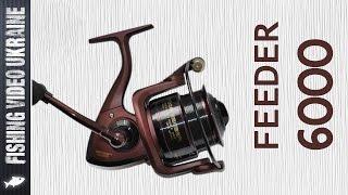 Обзор фидерной катушки FLAGMAN SQUADRON FEEDER 6000 (HD)