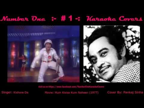 Bachna Ae Haseeno - Our Love for Kishore Da - Karaoke Cover By Pankajno1