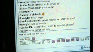 Risiken bei Chat mit Minderjähriger auf einem Schweizer Chatportal