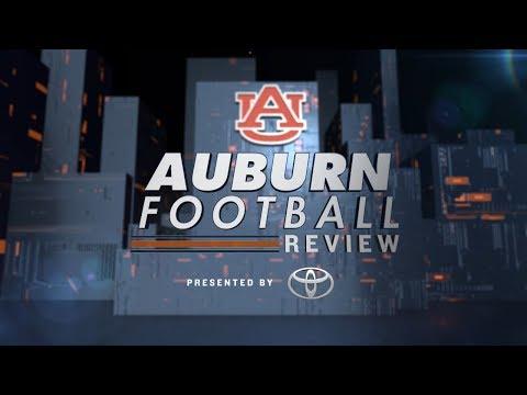 Auburn Football Review - Alabama