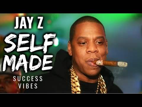 Jay Z - Self Made | SUCCESS VIBES (Motivational Music)
