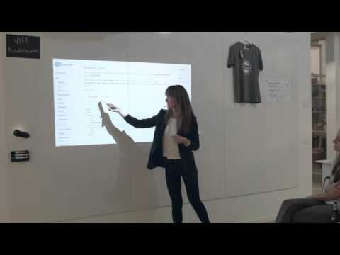 Better user experience with style guides and Atomic design - Sandra Granberg