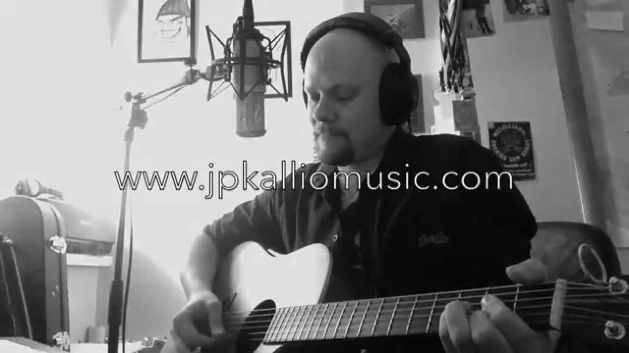 Nine Inch Nails ( Johnny Cash )- Hurt - Cover by J.P. Kallio - YouTube