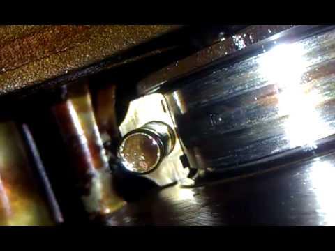 acura legend 3 2 v6 bearing inspection spun bearing youtube. Black Bedroom Furniture Sets. Home Design Ideas