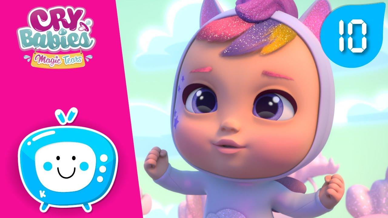 🦄 ÚJ KALANDOK! 🦄 CRY BABIES 💧 MAGIC TEARS 💕 Rajzfilmek Gyerekeknek MAGYAR
