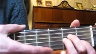Первые аккорды. Гитара для начинающих с нуля. В.Ю.