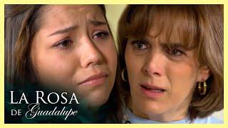 La Rosa de Guadalupe: Samantha se siente traicionada por su hija   El precio de la familia