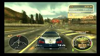 Need For Speed: Most Wanted (2005) | Final Mission - 6 Heat Wanted Level