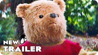 Christopher Robin Trailer (2018) Ewan McGregor Winnie-the-Pooh Movie