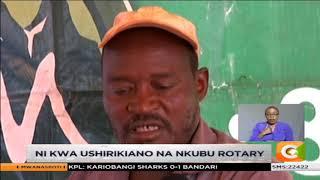 Walio na ulemavu wapata msaada kwa hisani ya Muuga FM
