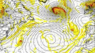 Situación ciclónica #Pacífico - #Atlántico #Huracán #Ofelia