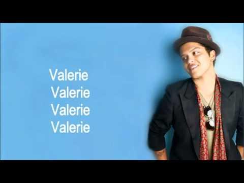 Bruno Mars - Valerie [Lyrics] &  2011 Download Link !