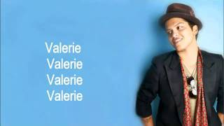 Bruno Mars - Valerie [Lyrics] &  2011 Download Link !