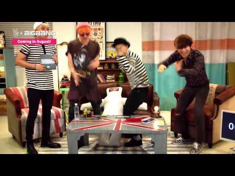 [Teaser] BIGBANG's Real-time Broadcasting App, V (빅뱅)