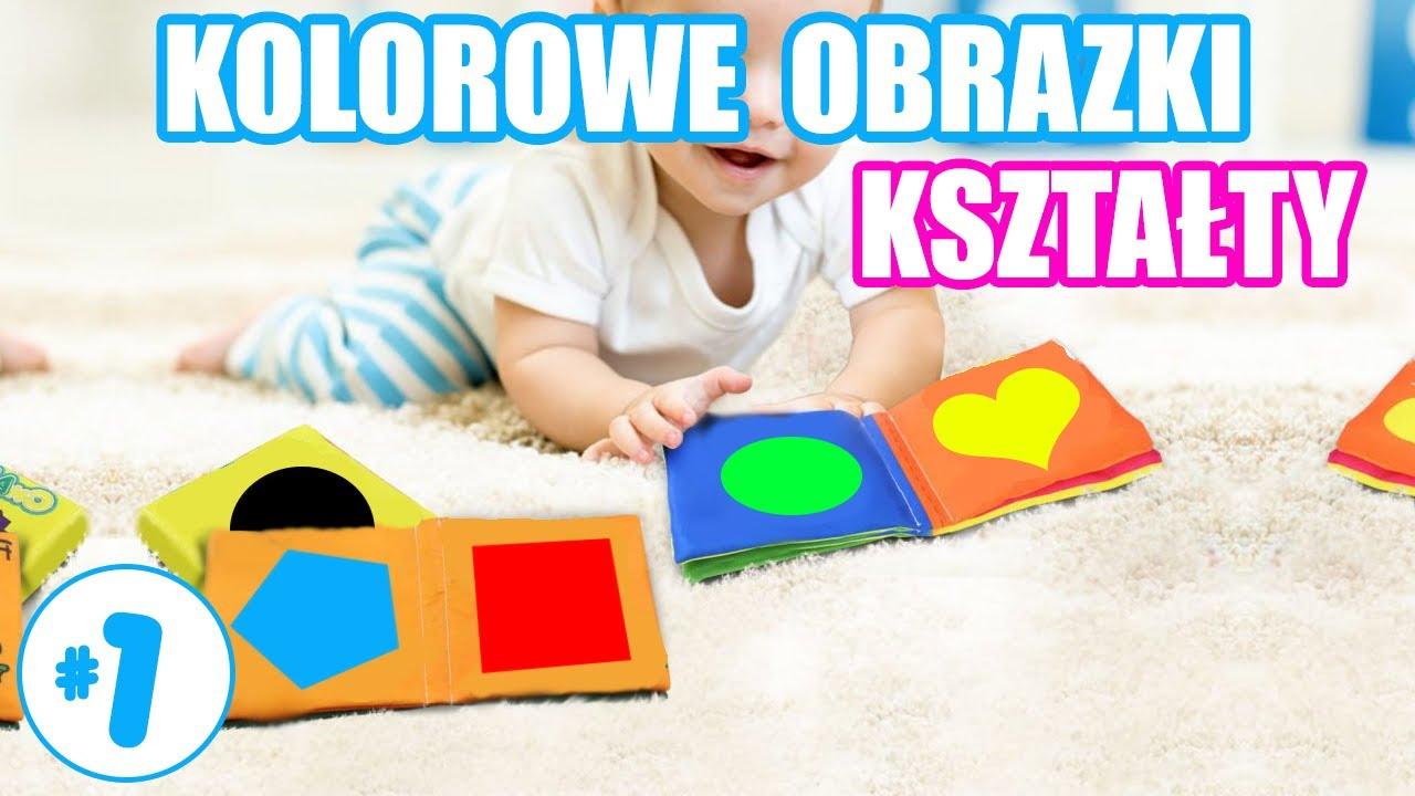 Edukacja - Kolorowe obrazki dla dzieci