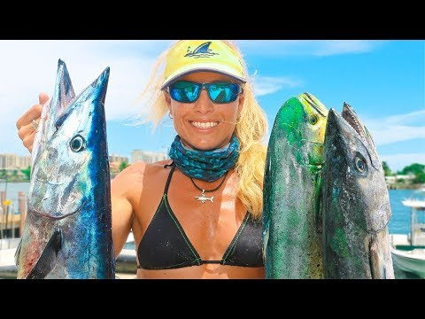 ONCE IN A LIFETIME Fishing Trip! Kingfish, Dolphin, Wahoo & Sailfish!