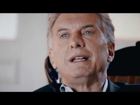El video con reflexiones íntimas de un presidente que se va