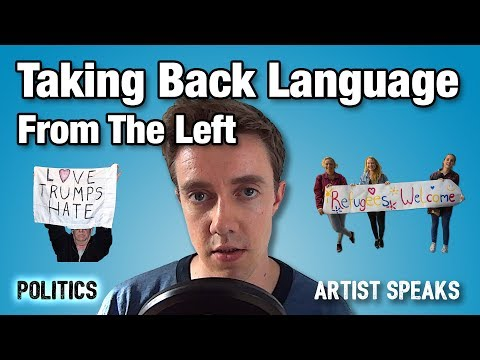 Taking Back Language From The Left