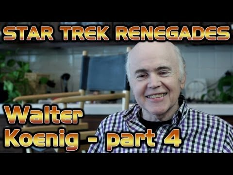 Walter Koenig Interview - Part 4