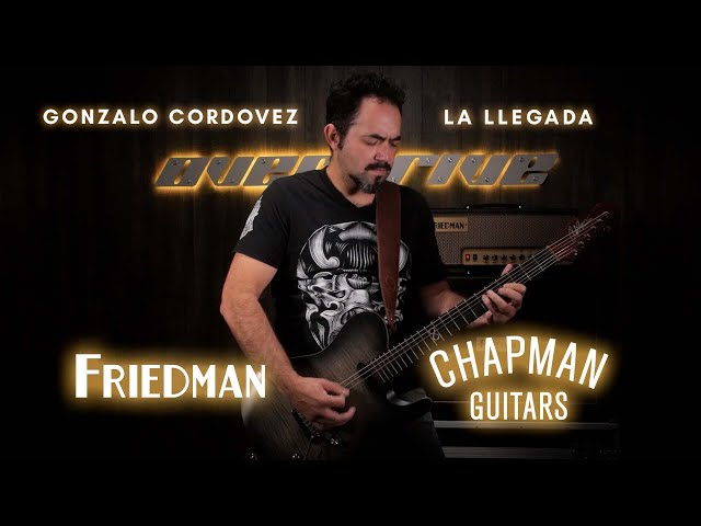 Chapman Guitars ML3 BEA + Friedman Amps Runt 50 Demo