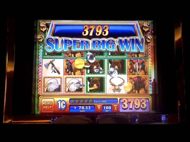 Casino slot machine stampede casino systems