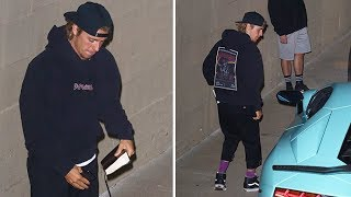 Justin Bieber Goes To Church To Ask For Forgiveness For His Coachella Sins