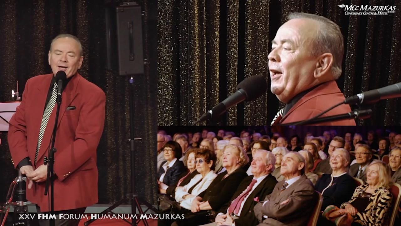 XXV FHMazurkas - benefis Z. Słowińskiego - Andrzej Dyszak -duet