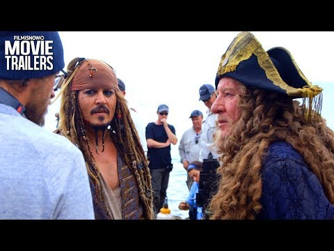 Pirates of the Caribbean 5  Find out how they made the movie with Johnny Depp