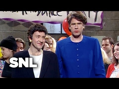 Janet Reno's Dance Party: Donna Shalala - Saturday Night Live