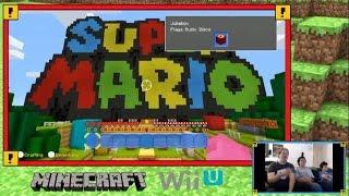 Minecraft WiiU Edition - Wii Play Series!