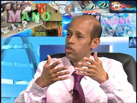 Intervention du chef du bureau ABED à Djibouti